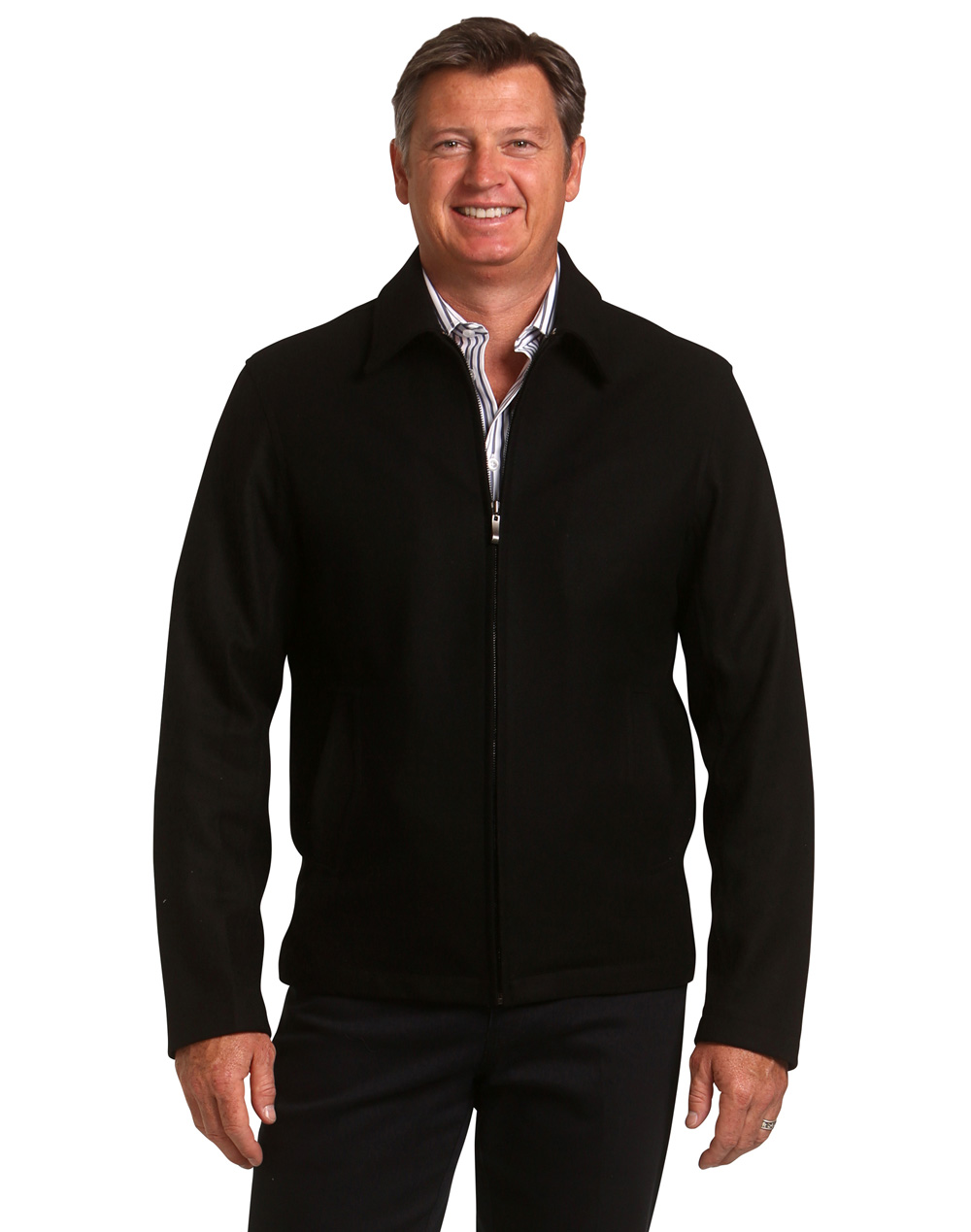 WS – Mens Flinders Wool Jacket – JK13