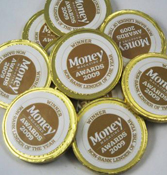 Promotional Chocolate Gold Coins – WL1701