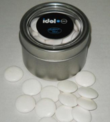 Promotional Window Tin With Mints