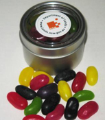 Promotional Windo Tin With Jellybeans – WL0850