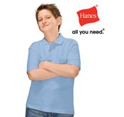 Hanes Polo Shirt – AU3200