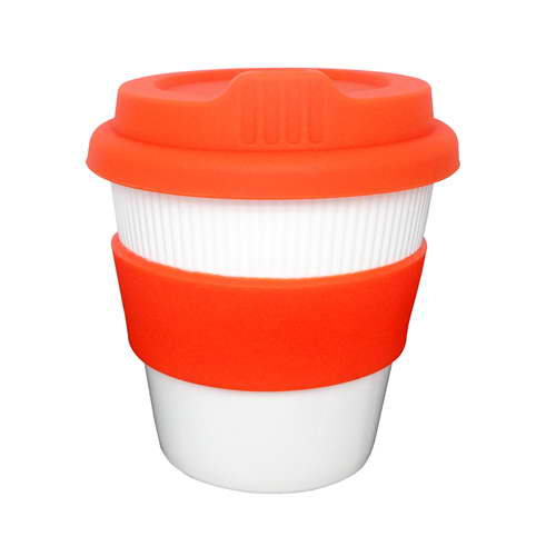Plastic Cup with Grip 8oz – EK001