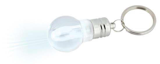 Light Bulb Keyring – G1044
