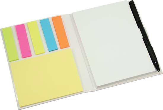A6 Sticky Notebook – G932
