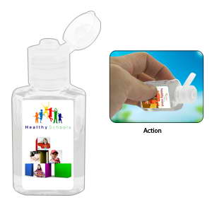 30ml – Hand Sanitiser Gel – H-302