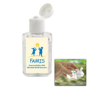 60ml Hand Sanitiser Gel – H-303