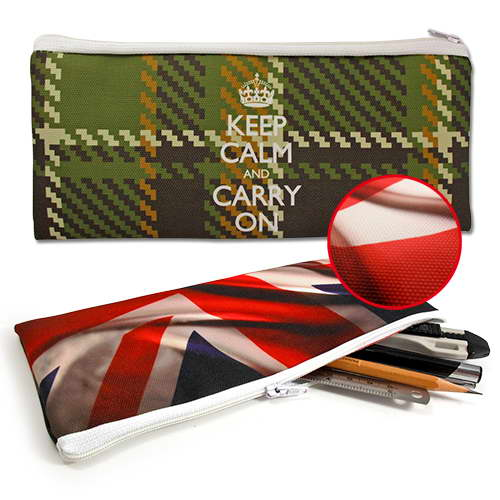 Kids Heavy-Duty Polyester Pencil Case – PK01018