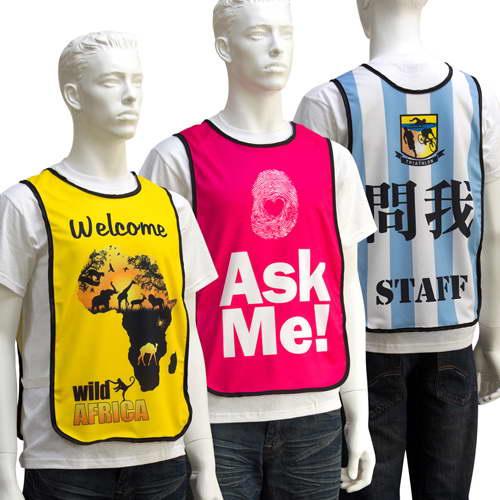 Full Colour BIB Vest – 38003