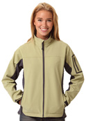 WS – Ladies Contrast Softshell – JK32