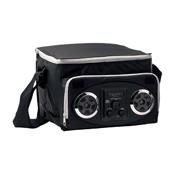 12 Litre Cooler Bag with AM/FM Radio – D220