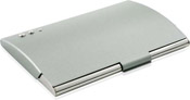Deluxe Biz Card Holder-G135