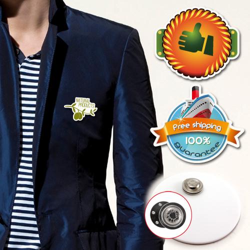 PK27019D – Acrylic Badges