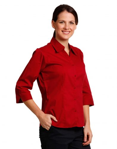 BS07Q – Ladies 3/4 Executive Shirt