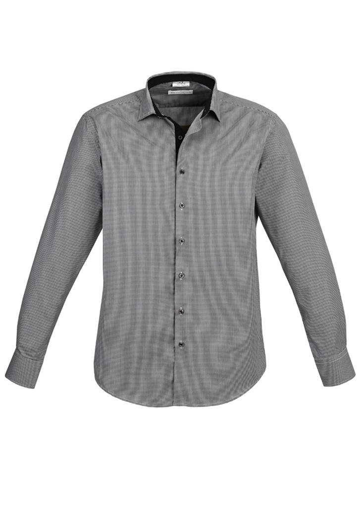 Biz – Mens L/S Edge Shirt – S267ML
