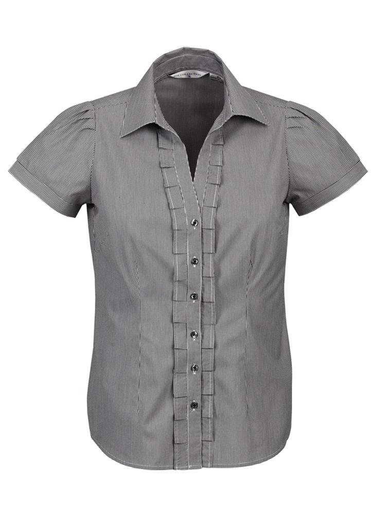 Biz – Ladies S/S Edge Shirt – S267LS