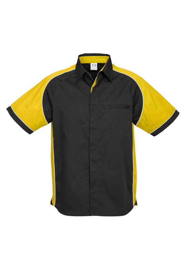 Biz – Mens Nitro Shirt – S10112