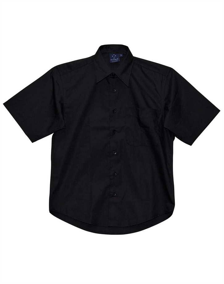 Mens S/S Executive Shirt – BS08S