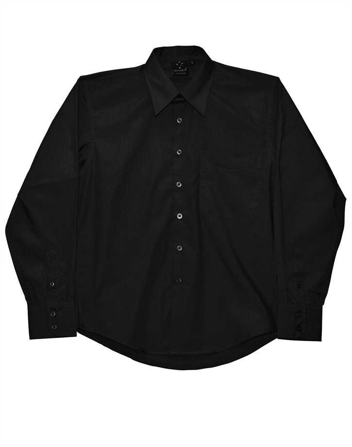 Mens L/S Executive Shirt – BS08L
