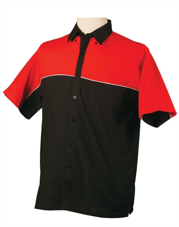 Mens S/S Racer Shirt – BS11