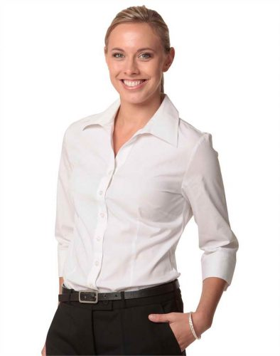 M8020Q – Ladies 3/4 Principal Shirt