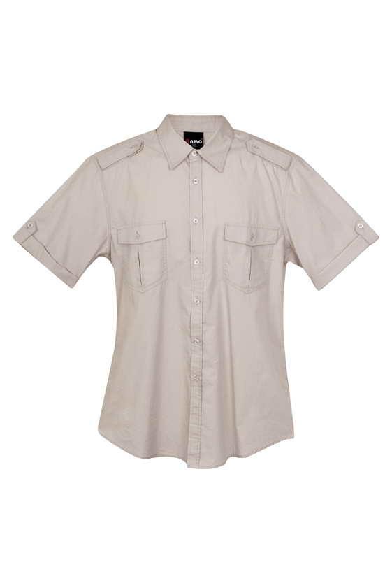RAMO – S/S Military Shirt – S001MS