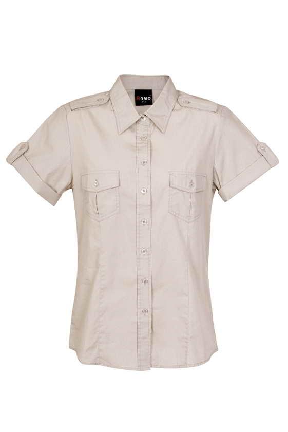 RAMO – Ladies S/S Shirt – S002FS