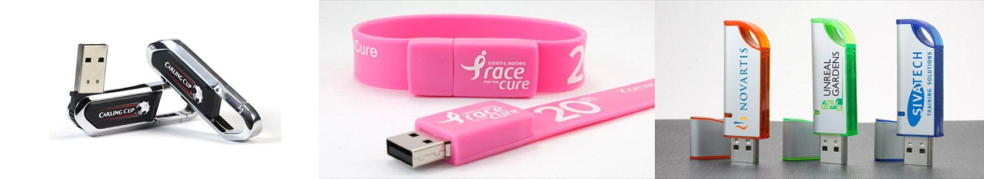 USB's