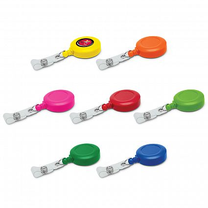 Bravo Retractable ID Holder – TR110793