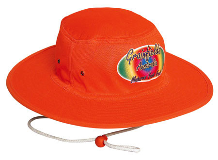 Luminescent Safety Hat – 3024