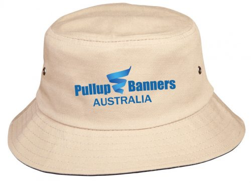 Heavy Brushed Cotton Bucket Hat – CH32