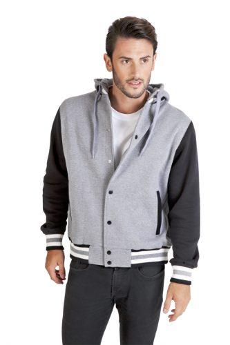 Men's Varsity Jacket & Hood – F907HB