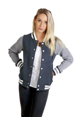 Ladies Varsity Jacket – F096UN