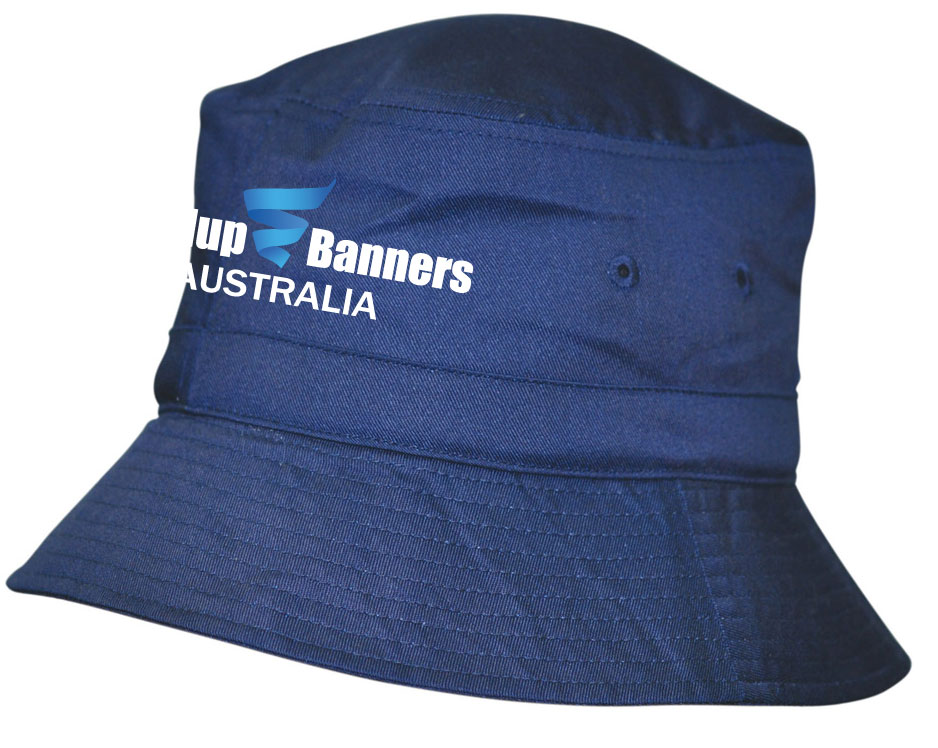 Bucket Hat With Toggle – H1034