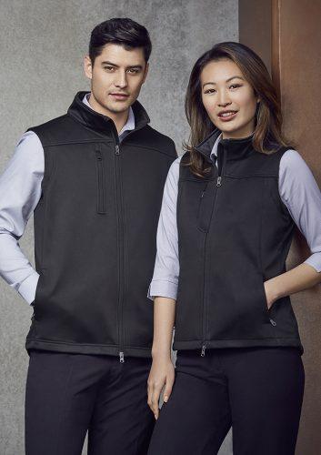 Mens TECH Soft Shell Vest – J3881