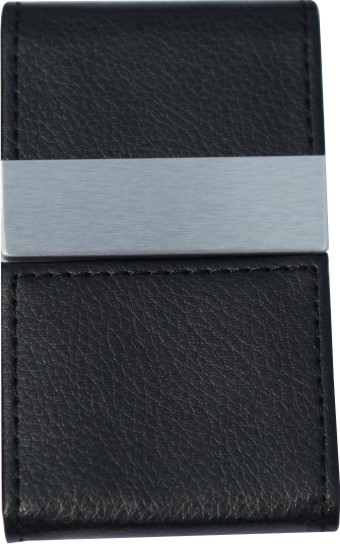 Leather Look Card Holder – JK040
