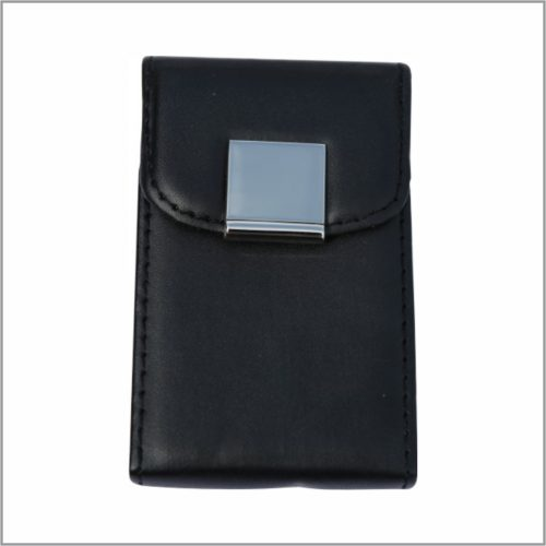 Leather Look Card Holder – JK041