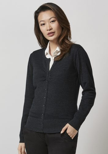 Ladies Merino Cardigan – LC131LL