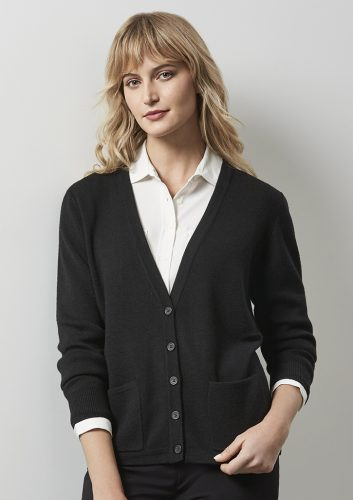 Ladies Woolmix Cardigan – LC800