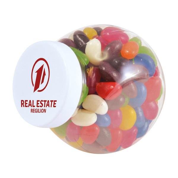 Assorted Colour Mini Jelly Beans in Container – LL3146