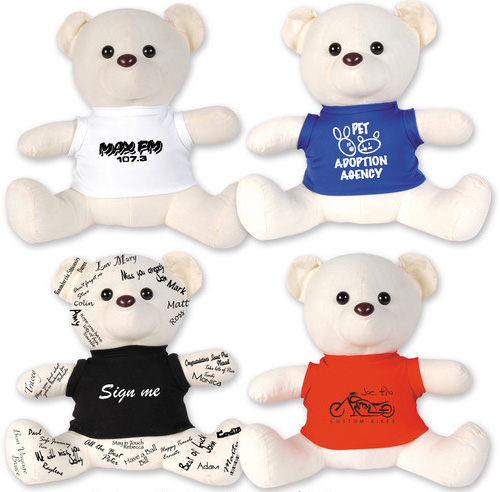 Signature Calico Bear – LL5759