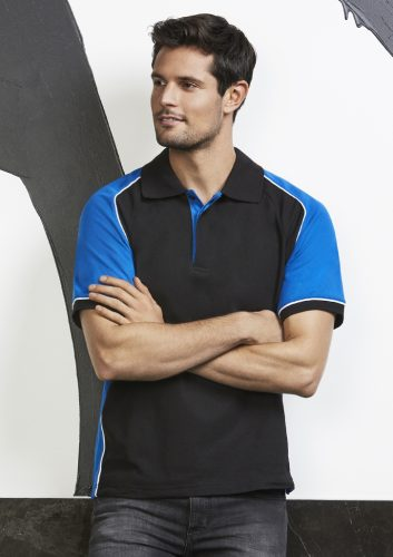BIZ – Mens Nitro Polo – P10112