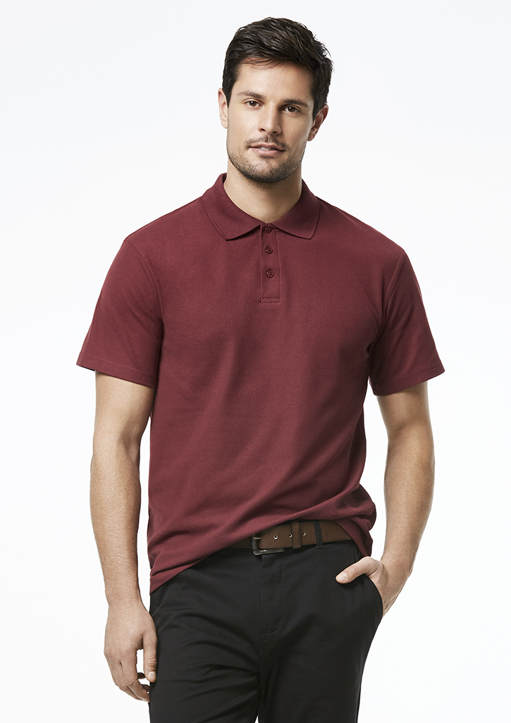 Mens Crew Polo – P400MS