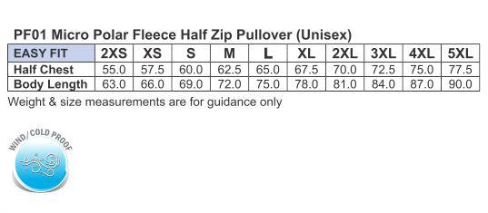 PF01 MT BULLER Pullover - Unisex