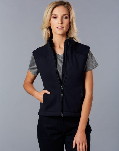 Ladies Diamond Vest – PF10