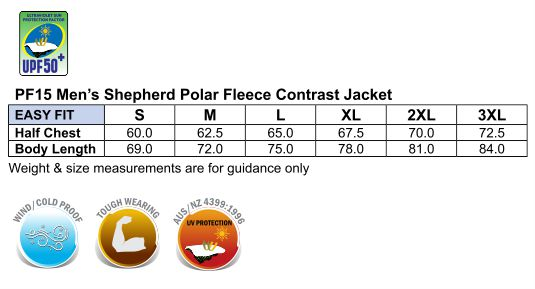 PF15 SHEPHERD Jacket Men's