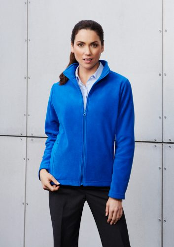 Ladies Poly Fleece Jacket – PF631