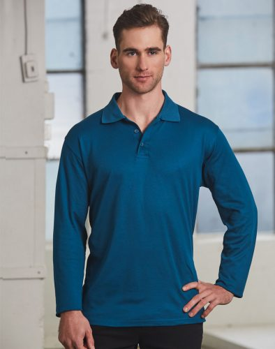 Victory Plus Long Sleeve Polo – PS35