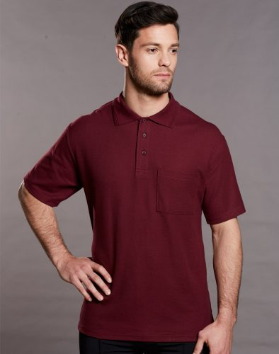 Traditional Pocket Polo – PS41