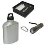 Outdoor Flask Gift Set – G555