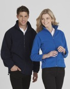Biz – Mens Poly Fleece Jacket – PF630